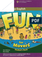 Fun for Movers Studentsbook