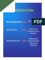 Optimizacion Vectorial