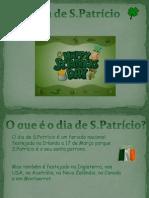 St patricks day Pedro 6ºB