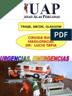 Triage y Emergencias en Cbmf