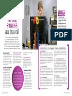 Maitriser Le Stress Au Travail - Collection La Semaine - Section Psycho