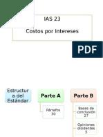 4 IAS_23 Costos Por Prestamo