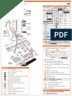 33 Metro Bus Timetable