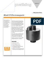 Demagnetizing Coils Brochure