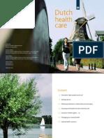 Brochure Dutch Healthcare