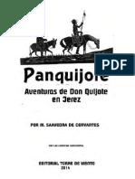 Panquijote-Aventuras de Don Quijote en Jerez