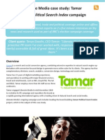 Tamar Case Study  - Liberate Media
