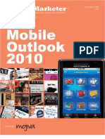 Mobile Marketer Outlook 2010