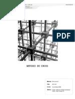 Metodo De Cross