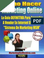 Como Hacer Marketing Online