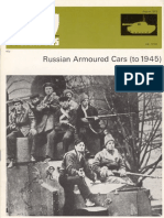 (AFV Weapons Profile 60) -Russian Armoured Cars (to 1945)-Profile Publications