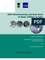 2007 Indian Water Utilities Data Book[1]
