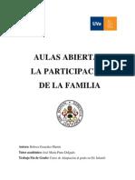 La participación de las Familias