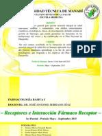 1 - Receptores Farmacológicos