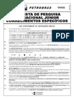 Prova 4 PO Petrobras