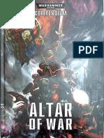 Warhammer 40k - Altar of War