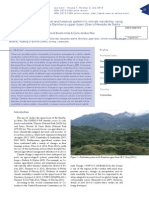 THE VULNERABILITY OF AGRICULTURAL AND LIVESTOCK SYSTEMS TO CLIMATE VARIABILITY