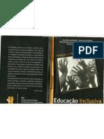 Educacão Inclusiva - Articulacão Saude e Educacão