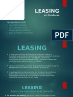 Diapositivas LEASING