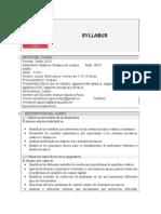 SYLLABUS_Estatica y Dinamica 2 2015