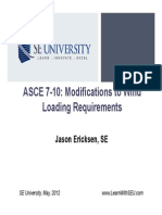 2012.05.09 - ASCE 7-10 Modifications to Wind Loading Requirements