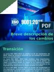 La Nueva ISO 9001 2015