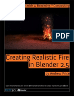 Creating Realistic Fire in Blender 2.5