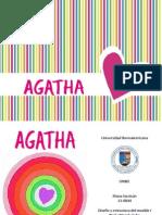 Mueble Agatha/ Modelo