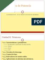 Electronica de Potencia Aplicada UNIDAD II