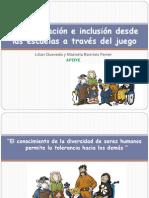 El Juego y La Inclusion