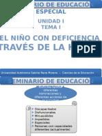 Presentacion de Educacion Especial - Taller