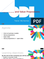 Open Data and Value Propositions with Mel Norman