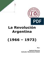 La revolución Argentina y el sindicalismo