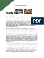 Programa de Jardines Alimenticios