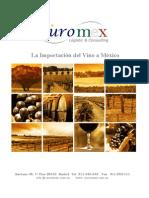 Importacion de Vinos a Mexico