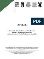 OEA 2013-03-13 Informe Indigenas LGBT