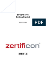 Z1 manual