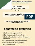 doctrinas adm