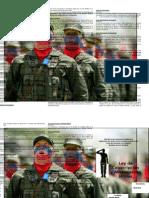 Resumen de La Ley de Conscripcion y Alistamiento Militar Publicada en La Gaceta Oficial Extraordinaria No