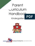 kindy parent curriculum updated