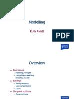 Lectures on Virtual Environment Development L10