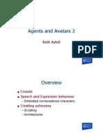 Lectures on Virtual Environment Development L16
