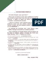 [eBook Livre FR] - Claude GUILLON & Yves Le BONNIEC - 1982 - Suicide Mode d'Emploi (3eme -Dition) [Editions Alain Moreau]