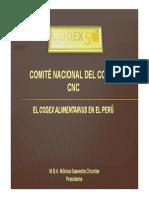 Comité Nacional Del Codex