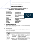 Silabo de Integracion de Las Tics