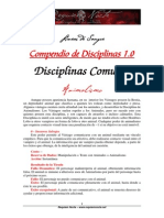 Compendio de Disciplinas