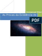 As Provas Da Existencia de Deus - eBook