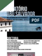 Relatório 2015.2