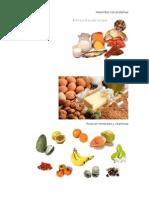 Aliemntos Con Proteínas
