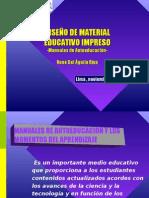 Material Autoeducativo Talla 2005 i y II